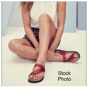 "MEPHISTO ""Helen"" Leather Sandals"